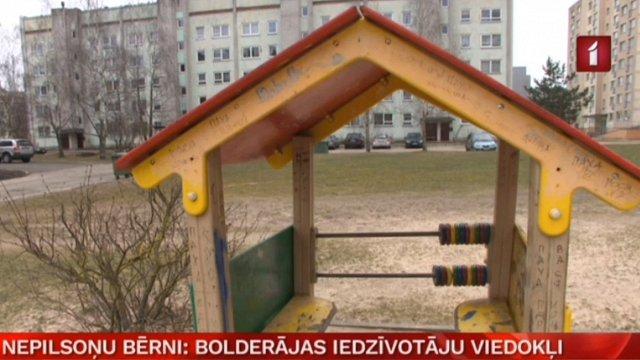 «Tautas panorāma»: Ko Bolderājas iedzīvotāji domā par pilsonību nepilsoņu bērniem