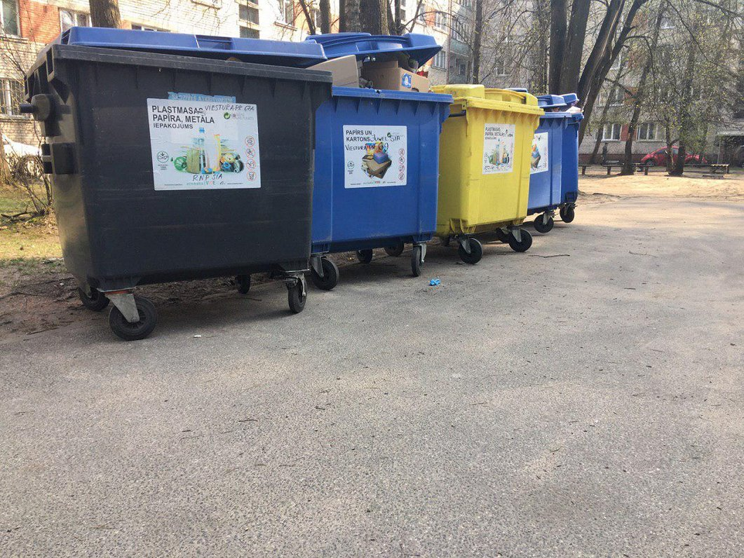Skaitļi un fakti: Atkritumus šķiro vairāk