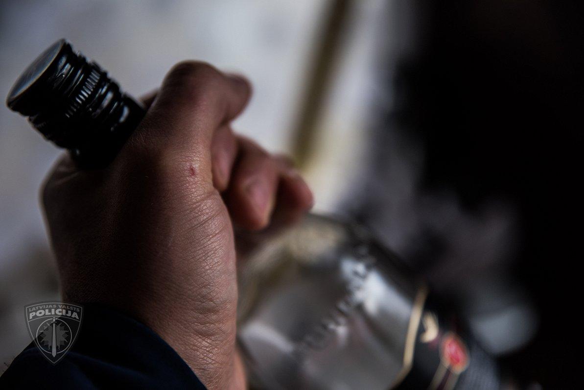 Муниципальная полиция — против запрета на продажу алкоголя во время праздника Песни