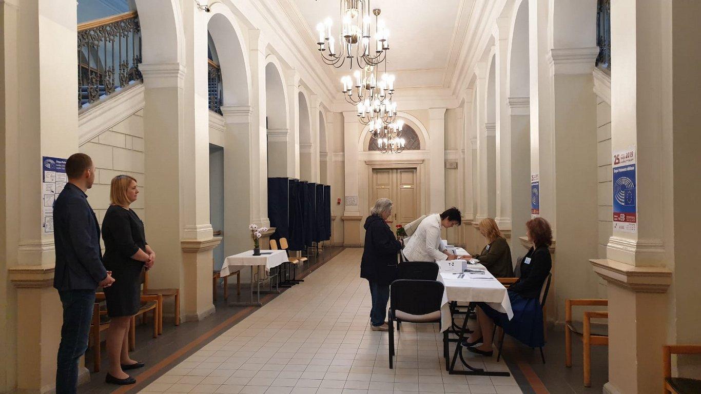 Явка на выборах ЕП: к 16.00 проголосовали 27,6%