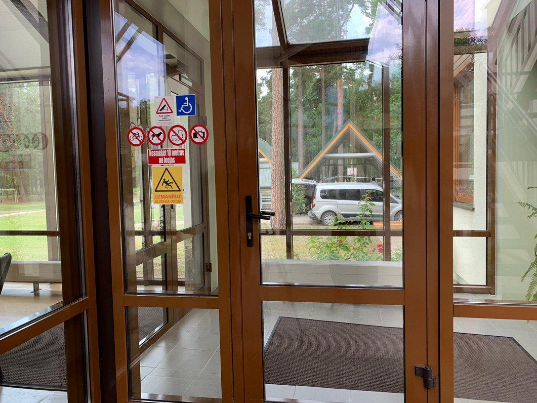 В суд переданы дела о насилии над детьми в больнице Ainaži