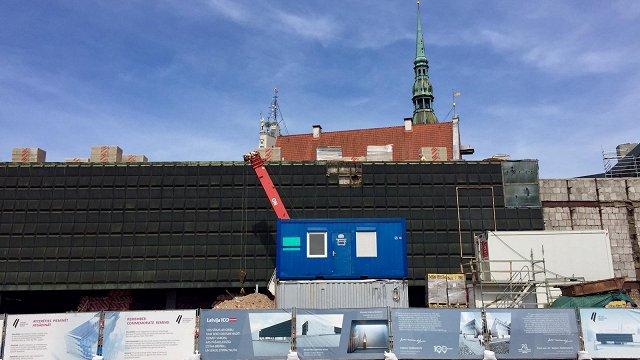 Okupācijas muzeja rekonstrukcija ieilgs
