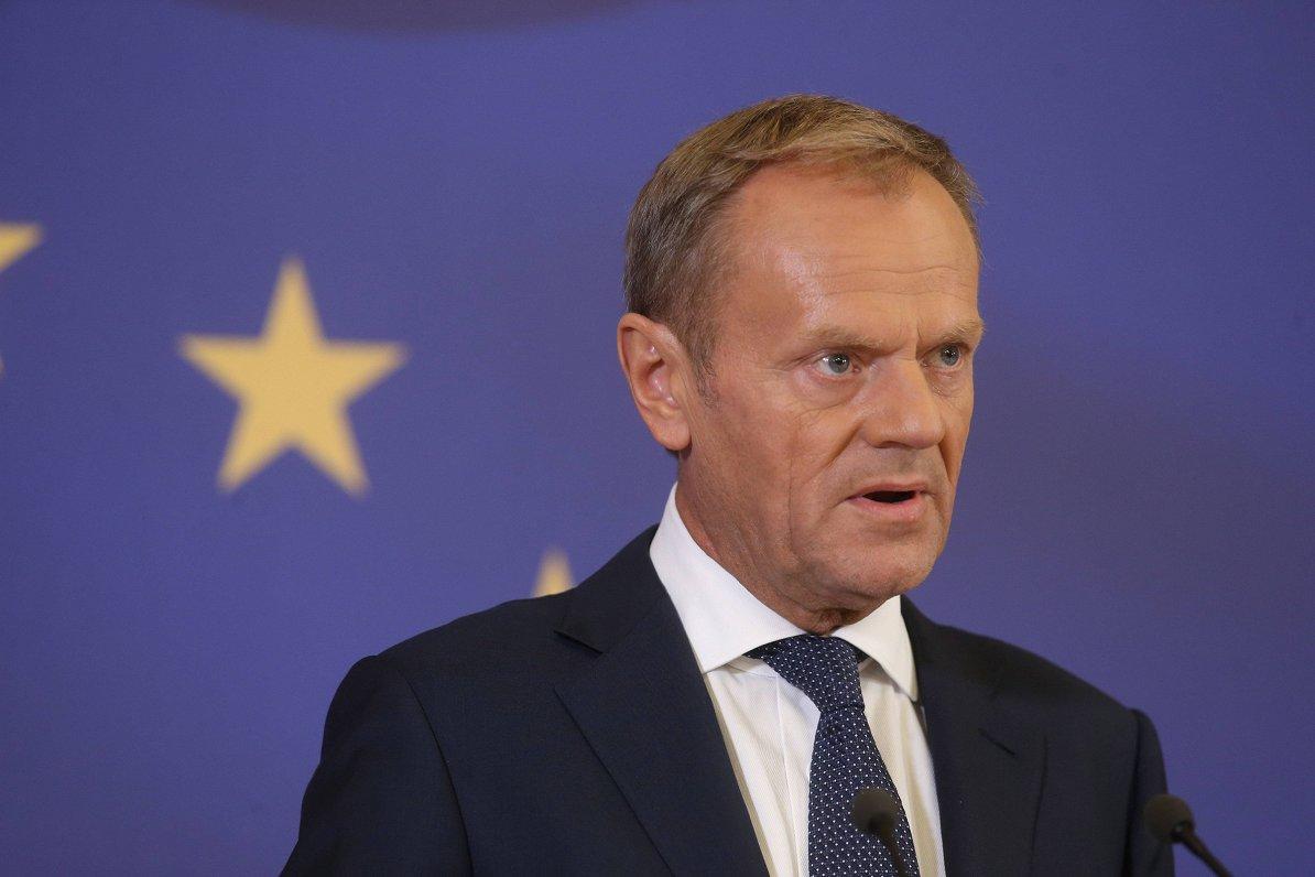 Tusks stiprina ES un Austrumu partnerības valstu attiecības