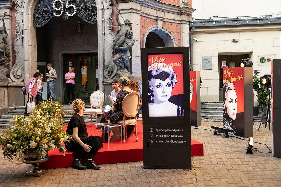 Splendid Palace откроет сезон фильмом LTV о Вие Артмане