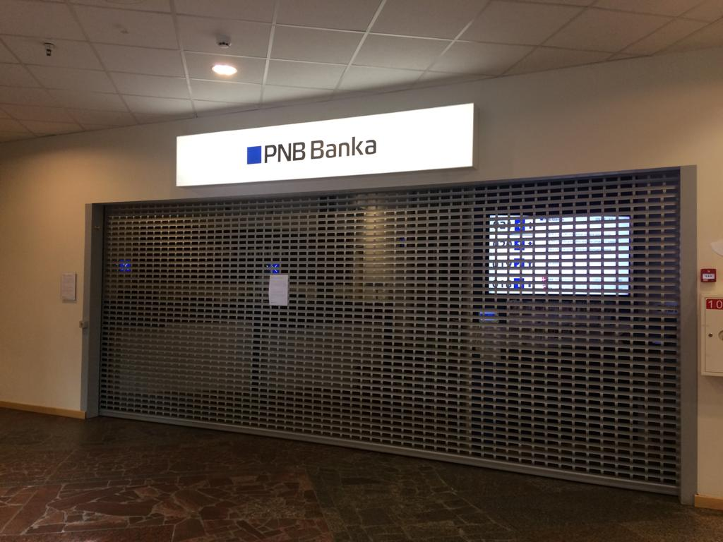 Администратор неплатежеспособного PNB banka готовится к увольнению работников