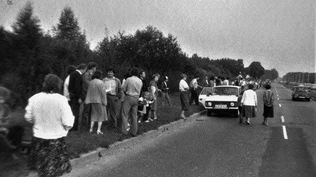 Atmiņas par Baltijas ceļu arvien dzīvas un emocionālas