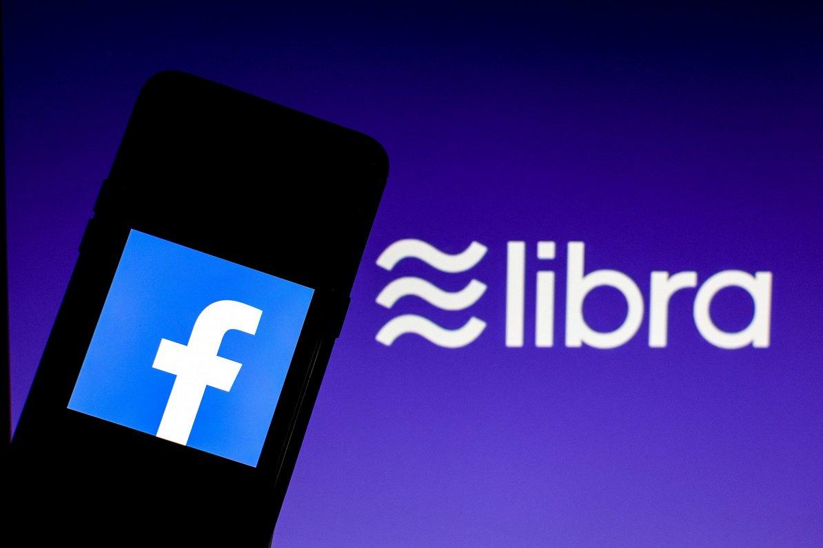 Tumši mākoņi savilkušies pār «Facebook» virtuālo valūtu «Libra»