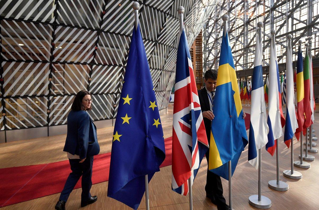 ES valstu līderu samita galvenie temati: «Brexit», ES budžets un paplašināšanas sarunas
