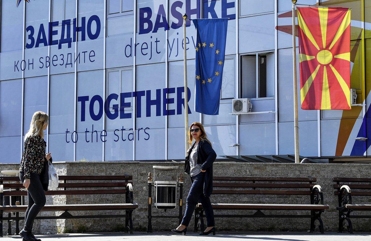 Brīdina par iespēju ES zaudēt stratēģisko ietekmi Rietumbalkānos