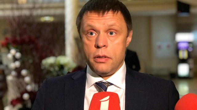 Rīgas domes deputāti atbrīvo Baraņņiku no vicemēra un brīvostas valdes locekļa amata