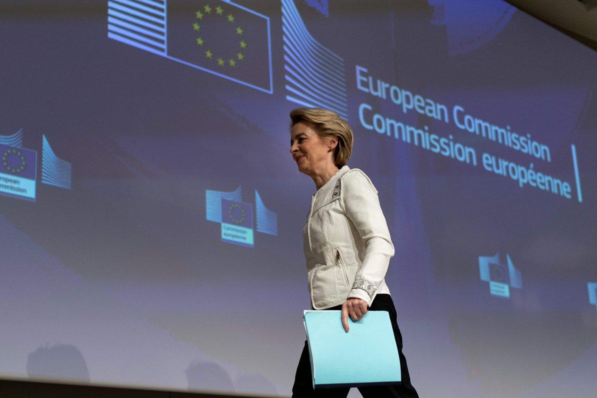 ES notikumu apskats: EK ambiciozie plāni, klimats un digitālais nodoklis