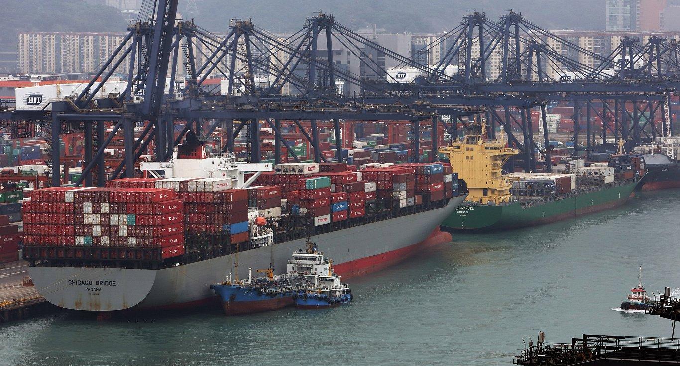 Pasaules ostās pārkrauto kravu apjoms aug, izaugsmes iespējas vērtē piesardzīgi