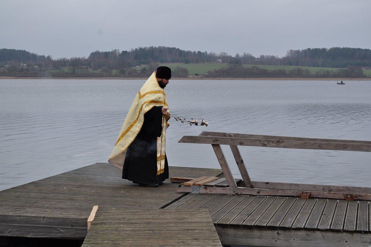 Как прошло Крещение в Даугавпилсском крае (ФОТО)