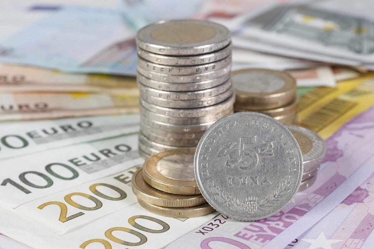 Horvātija ar optimismu ceļā uz eiro: Argumenti tādi paši kā savulaik Latvijā