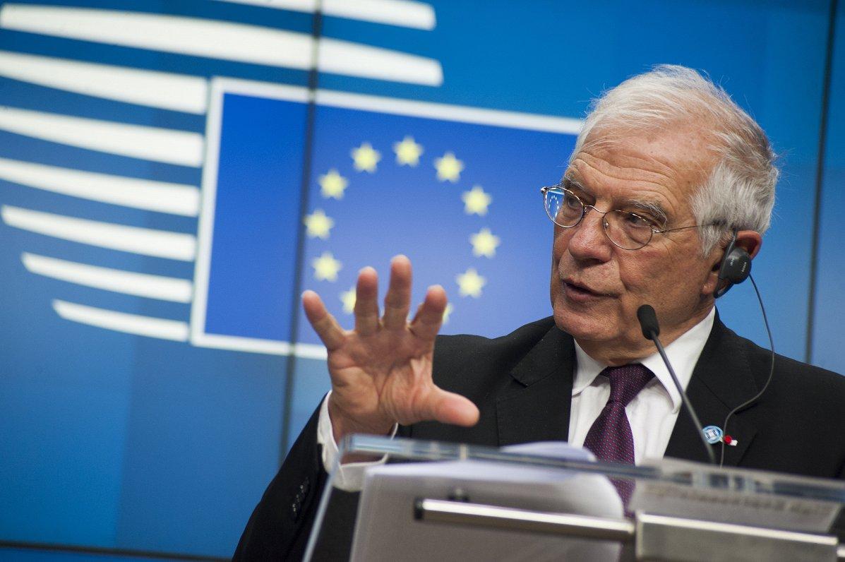 Eiropas notikumu TOP3: Borela vizītes kritika,  ekonomikas prognozes, vakcinācijas stratēģija