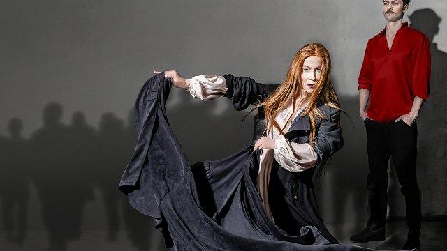 Dailes teātrī top izrāde «Mcenskas apriņķa lēdija Makbeta»