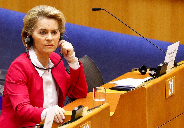 Eiropas notikumu TOP3: Leienas kritika dalībvalstīm, «zaļā gaisma» Ziemeļmaķedonijai un Albānijai