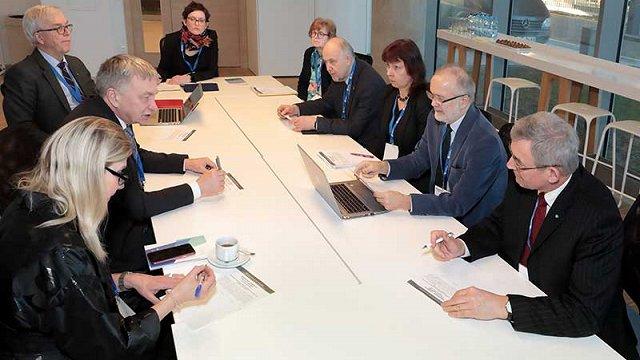 Vienojas par Baltijas jūras reģiona valstu sadarbību zinātnē un inovācijās
