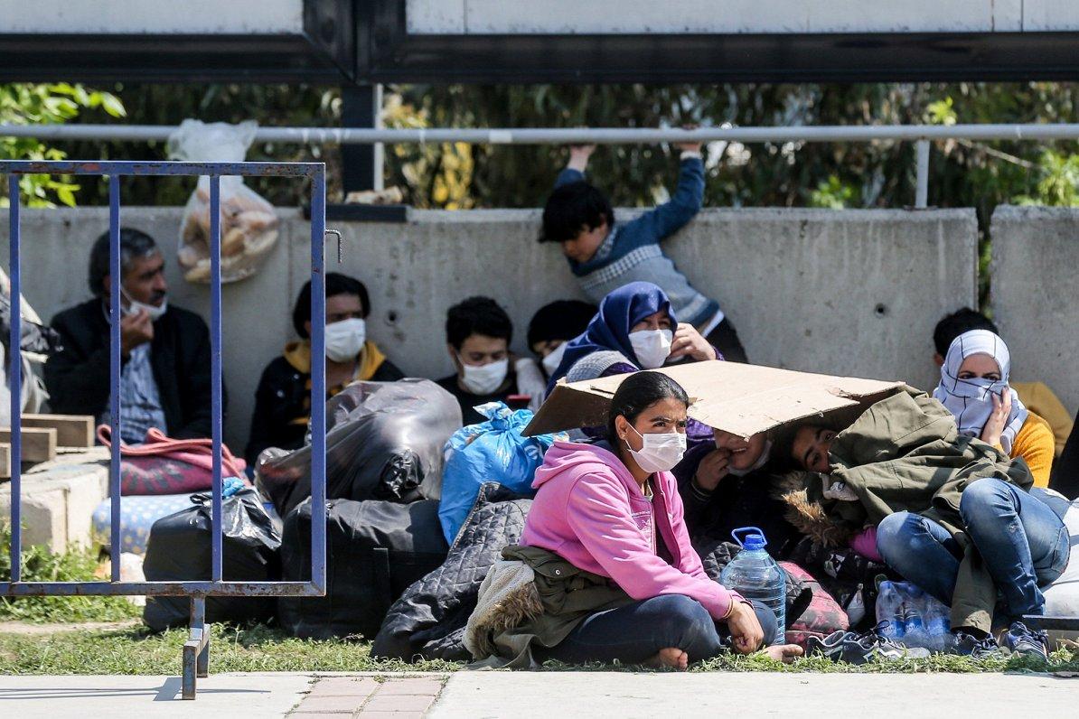 Skaitļi un fakti: Bēgļu skaits aug, īpašas bažas Covid-19 pandēmijas laikā
