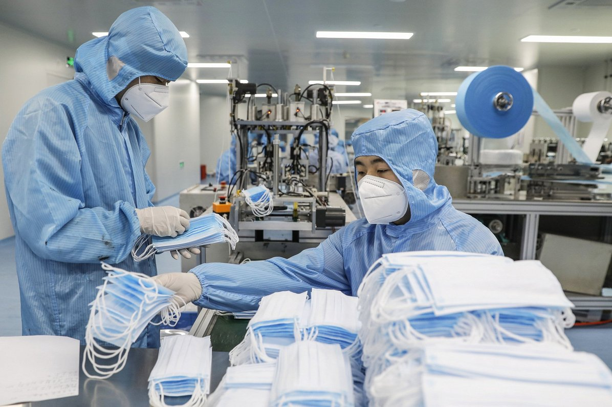 ES politiķi spriež: Vai Covid-19 liks restrukturizēt ražošanu Eiropā un mazināt atkarību no Ķīnas