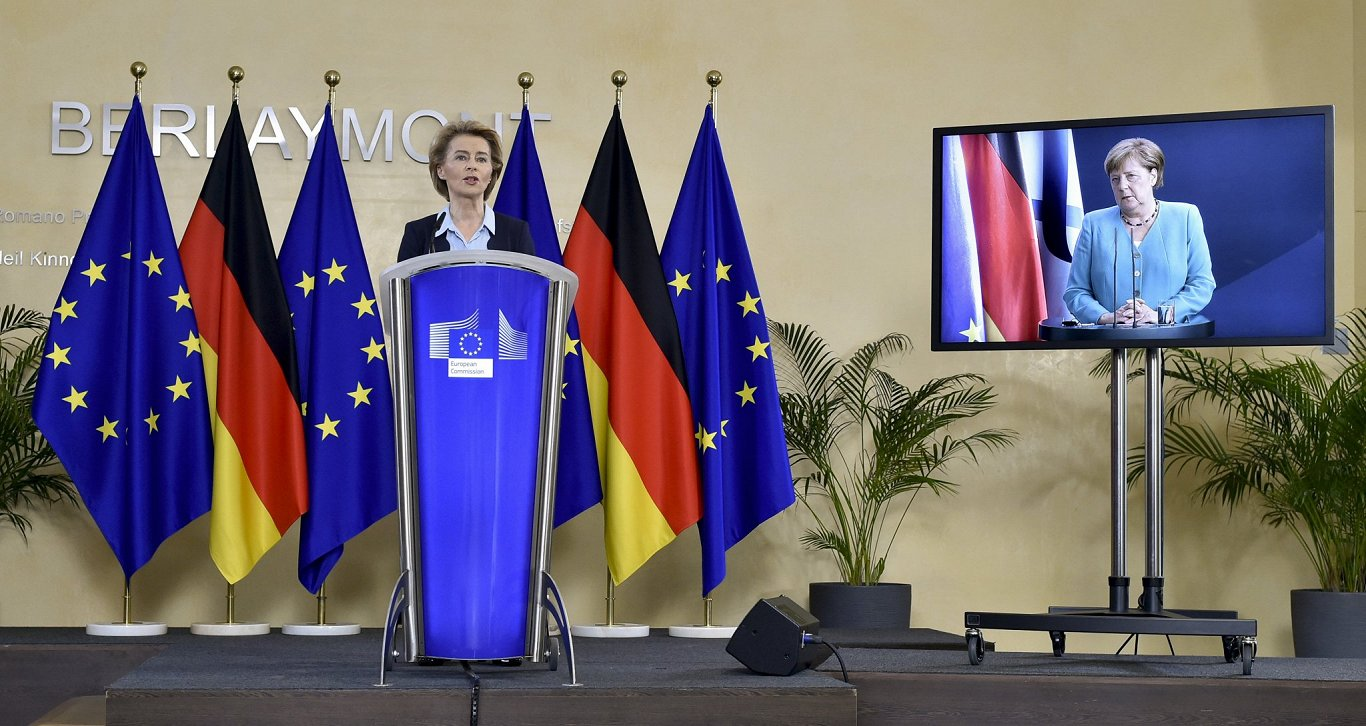 Pētniece: Vācijas prezidentūrai liels izaicinājums – šī krīze ES ir fundamentālāka