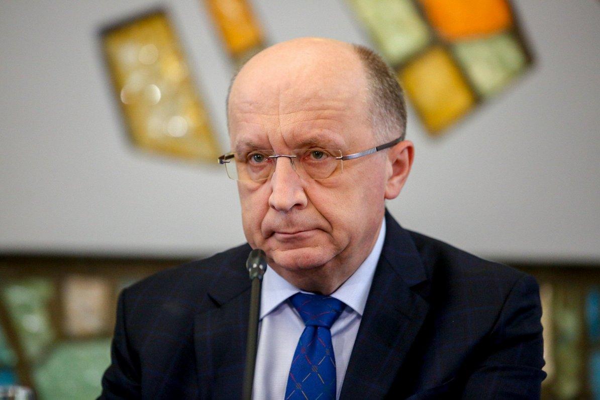 Lietuvas ekspremjers Kubiļus: Protesti Baltkrievijā atgādina Baltijas valstis 80.gados