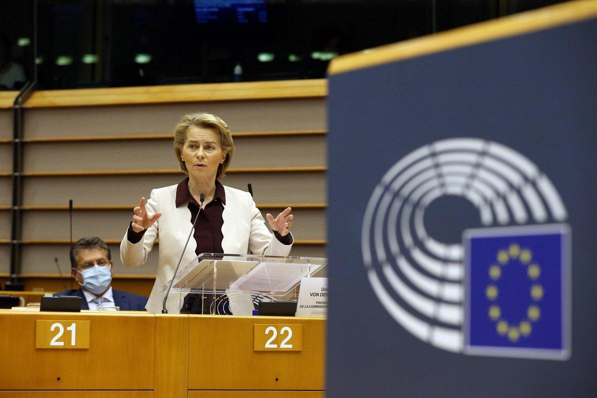 Eiropas TOP3 notikumi: Mokošais samits, Covid-19 un aviopasažieru tiesības