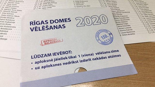 Par liegtu iespēju balsot Rīgas domes vēlēšanās no pašvaldības prasa 1000 eiro kompensāciju