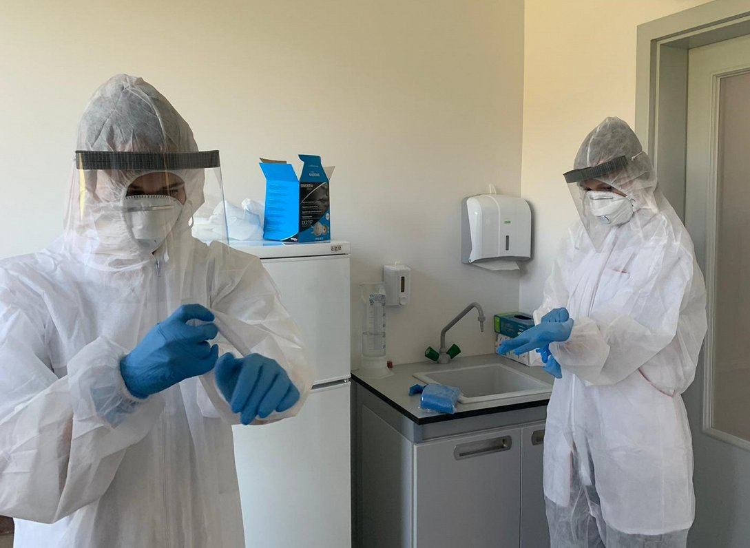 Another 22 new cases of Covid-19 are discovered in Latvia ...