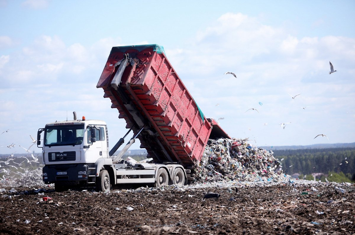 Skaitļi un fakti: Pandēmija viesusi izmaiņas atkritumu rašanās avotos