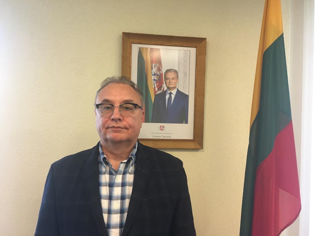Lietuvas vēstnieks Latvijā: Esam sabiedrotie, īpaši ārējā un drošības politikā – tas ir mūsu attiecību pamatakmens