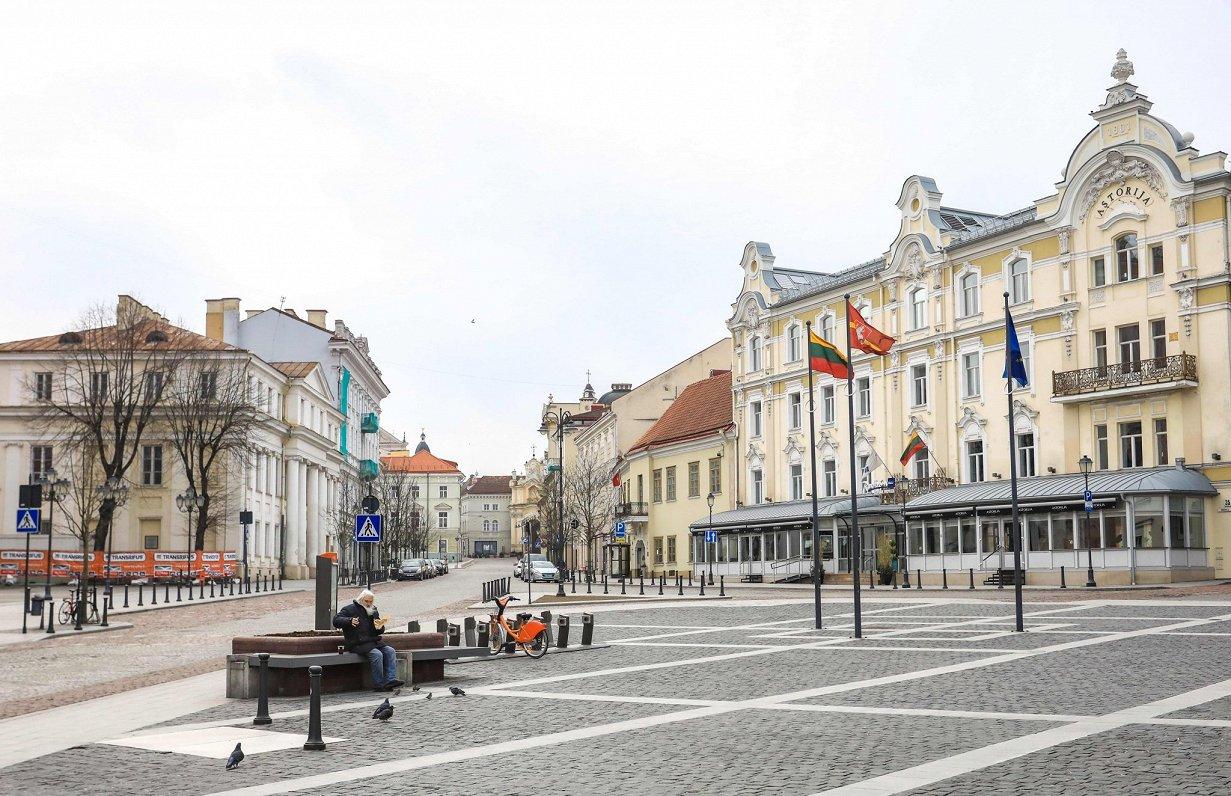 В Литве положителен каждый 5-й тест на Covid-19