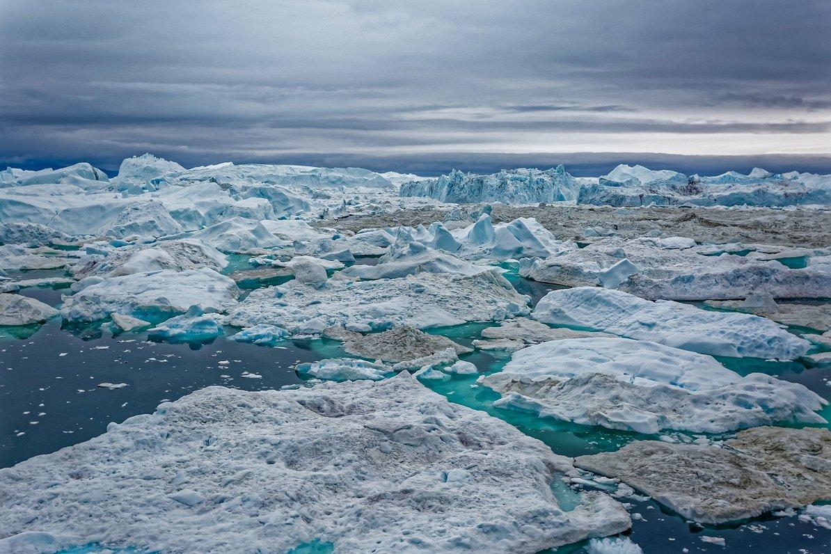 Eksperts: Arktikas reģions saskaras ar klimata pārmaiņu un militarizācijas radītiem izaicinājumiem