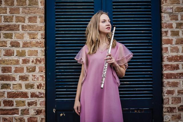 Флейтистка Алиса Климанская (Латвия): «Есть определенная красота этого времени»