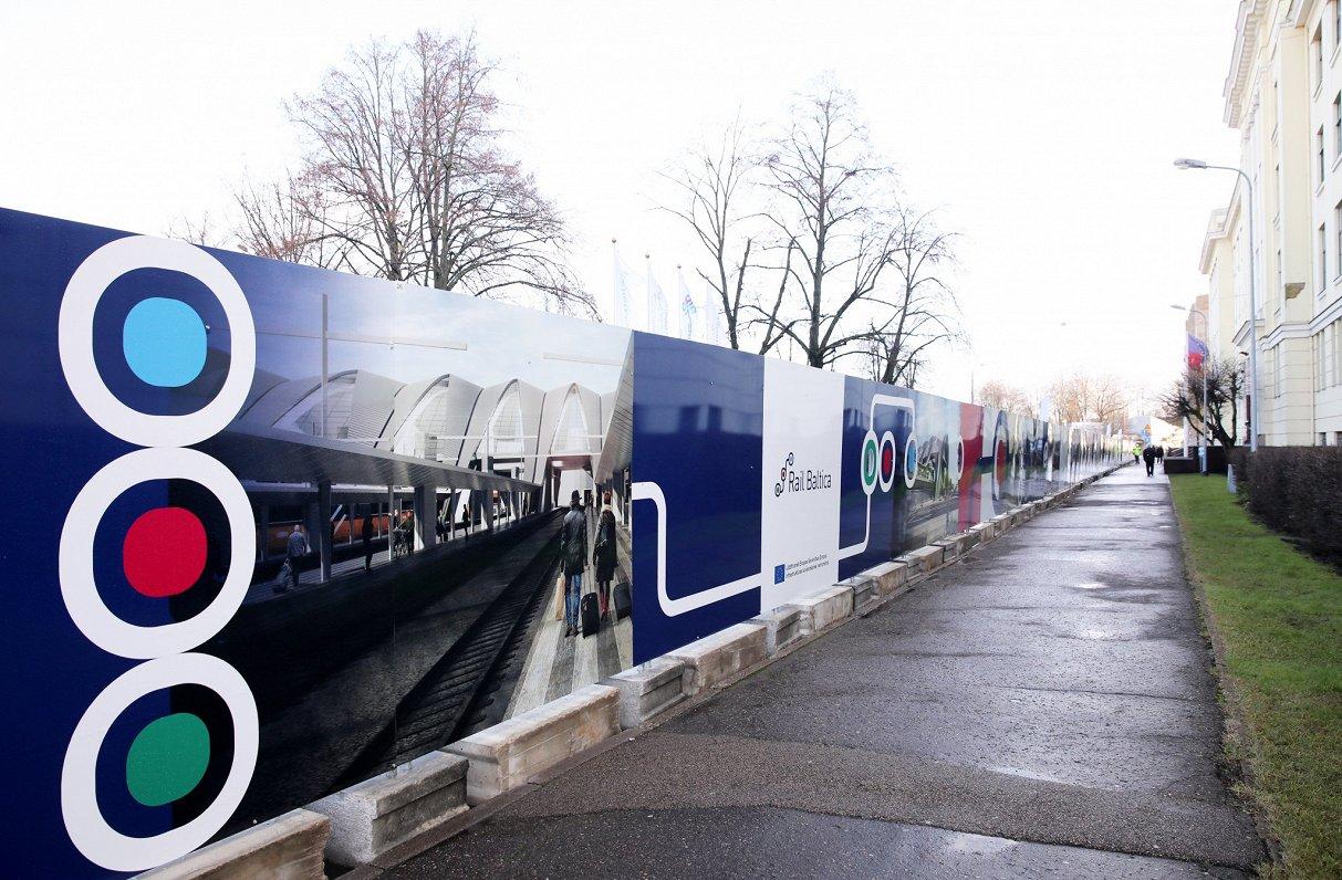 Проект Rail Baltica важен, но пока гордиться нечем — представитель Латвии в Комитете ЕС