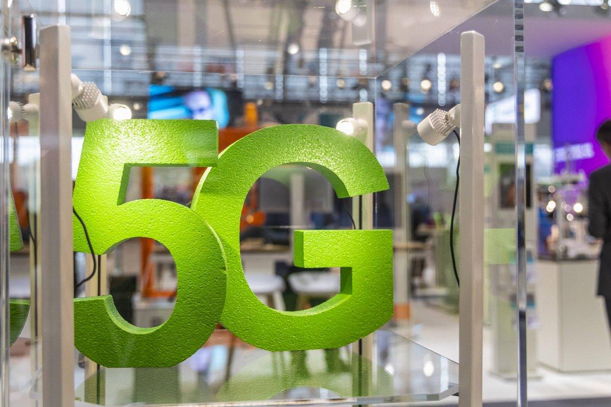 Skaitļi un fakti: 5G tīkla izvēršana Eiropā kavējas