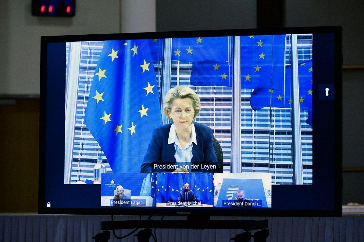 ES notikumu TOP3: Strīdi ar Poliju un Ungāriju, dzimumu līdztiesība un parādu mazināšana