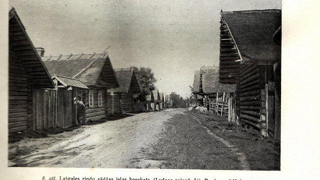 Agrārajai reformai 100: sādžu sadalīšana viensētās Latgalē