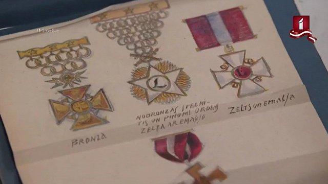 Kā izvēlējās Lāčplēša Kara ordeņa dizainu? Stāsta vēsturniece