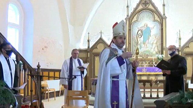 Atjaunotajā Rubenes baznīcā – interaktīva ekspozīcija