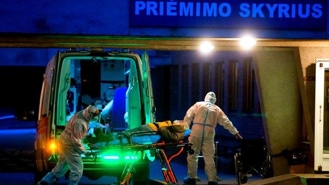 Lietuvā ar koronavīrusu inficējušies vēl 1609 cilvēki; deviņi miruši