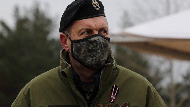 Latvijas armija gatava iesaistīties Covid-19 vakcinēšanas loģistikas ķēdē