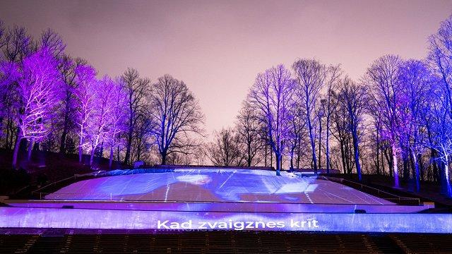Rīgā pirmo reizi svētku rotā iemirdzēsies arī parki pilsētas apkaimēs