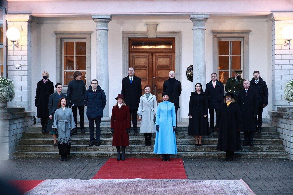 Igaunijas jaunajai premjerministrei Kallasai jāatjauno valsts reputācija