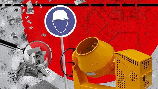 Būvniecības pelēkā zona – firmas brīvi piedāvā preces un pakalpojumus bez PVN