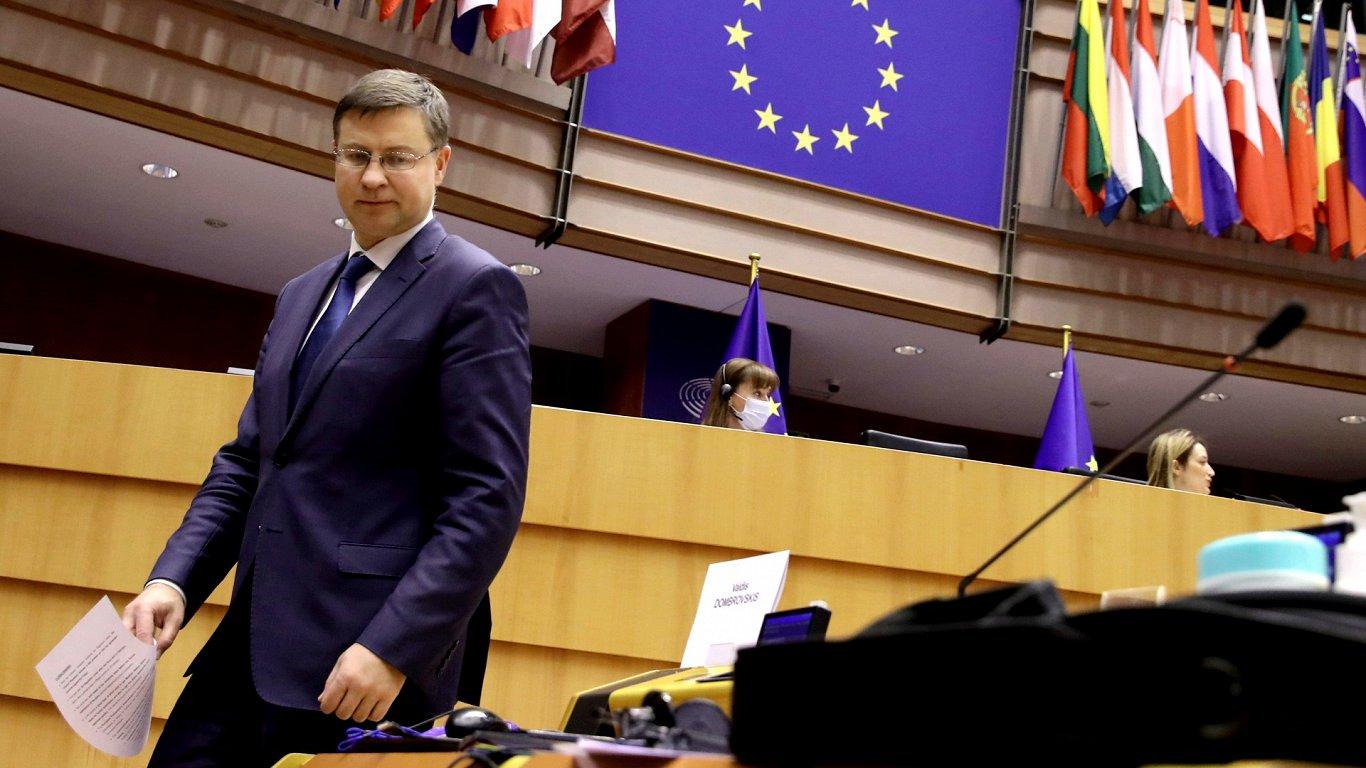 Решается судьба гигантского пакета финансовой помощи Евросоюза