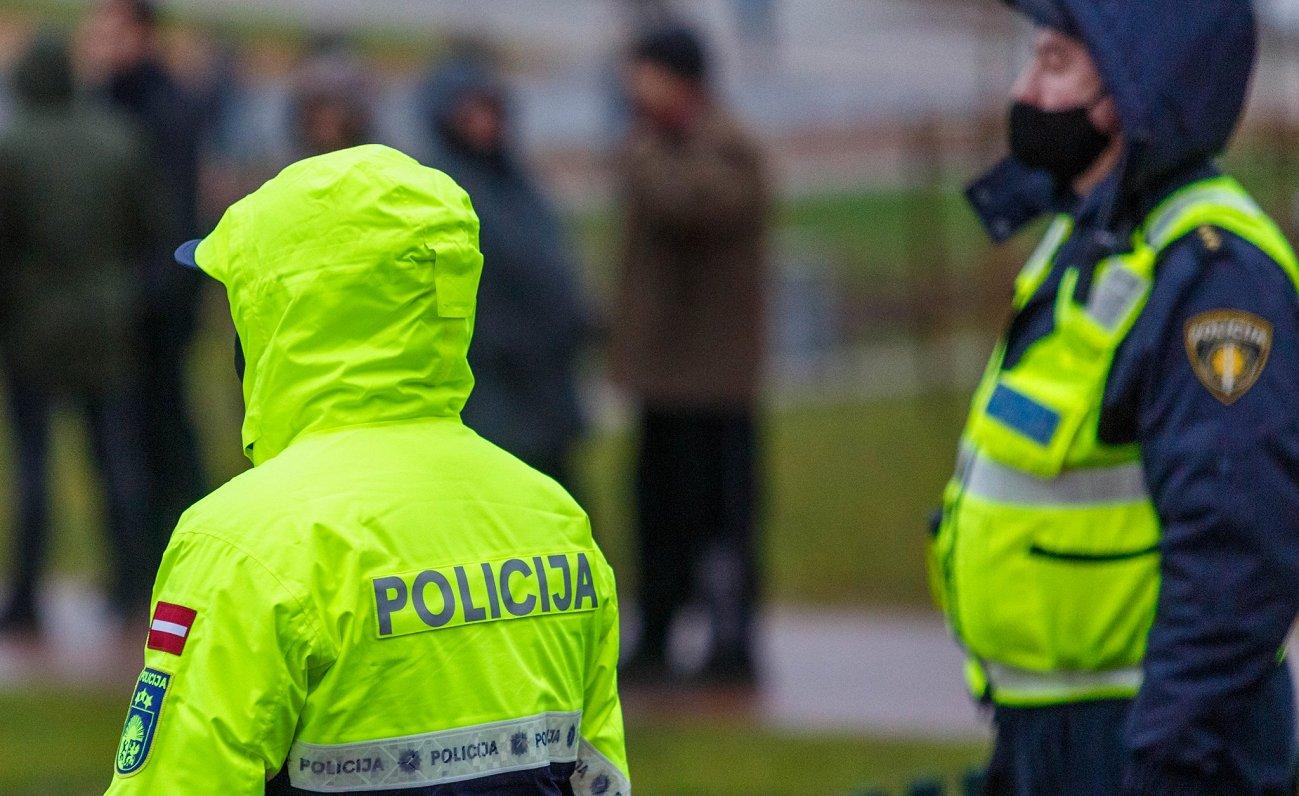 Полиция начала административный процесс за оскорбления педагога
