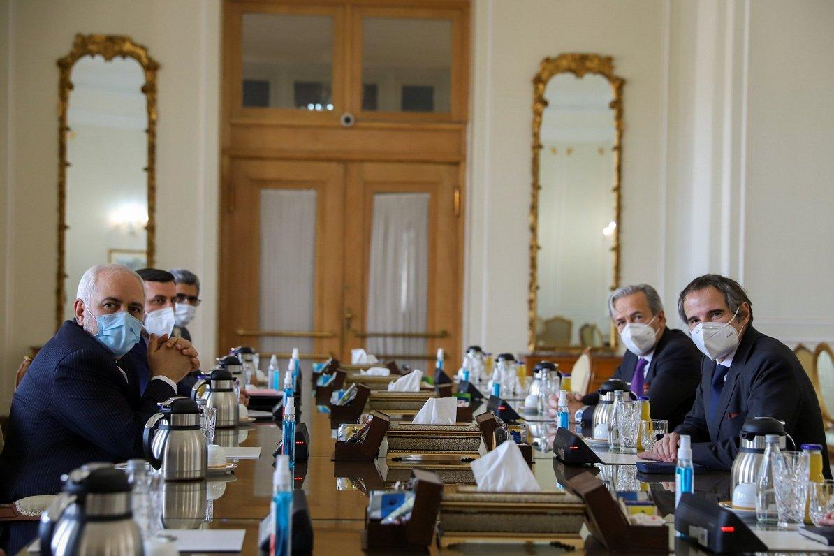 Laiks diplomātijai – Eiropas un ASV centieni «atdzīvināt» Irānas kodolvienošanos