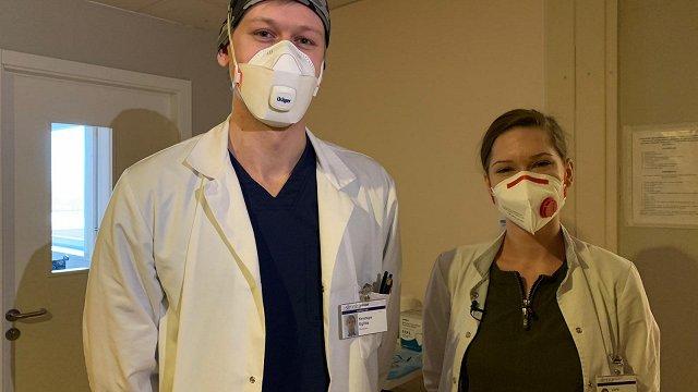 Covid-19 pacientu ārstēšanā iesaistītie ārsti–rezidenti pieprasa skaidrus noteikumus