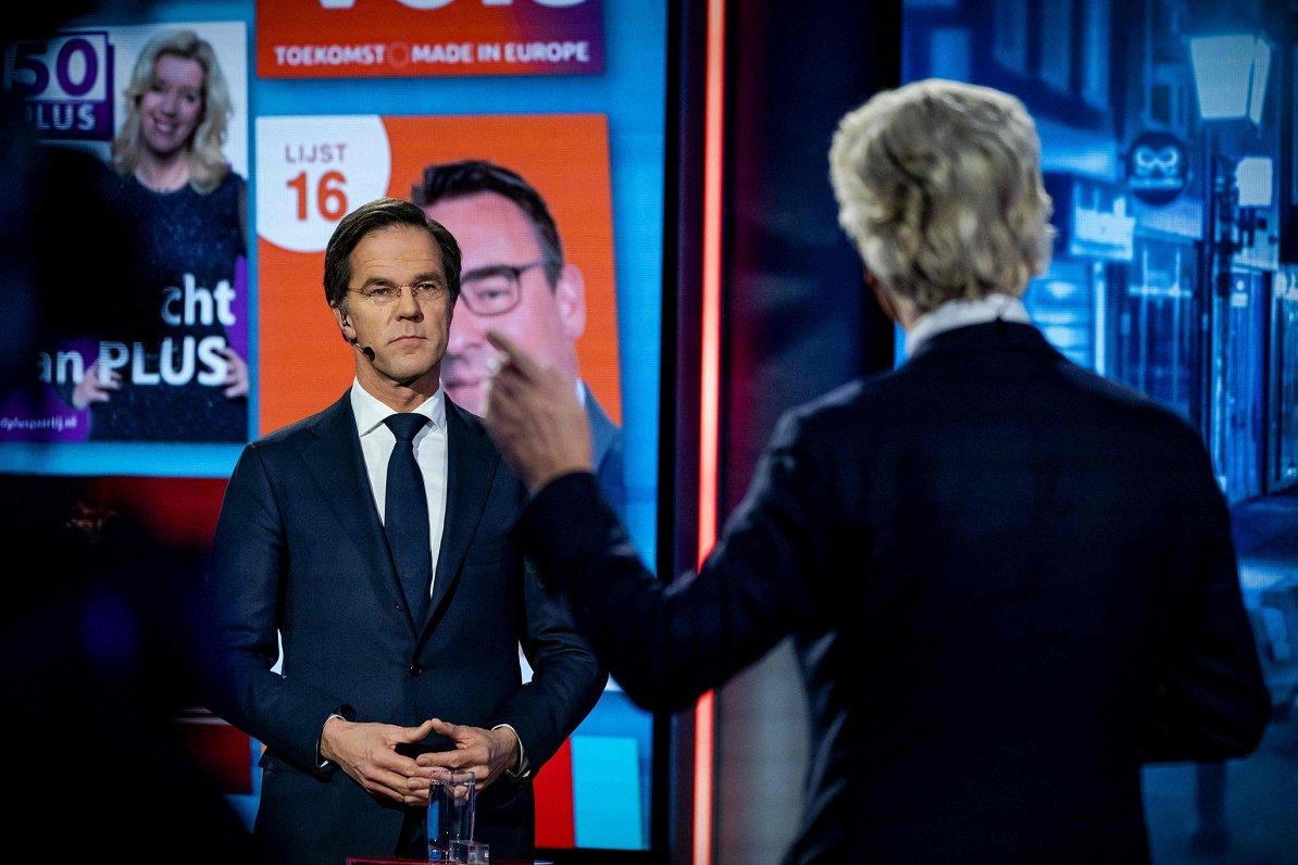Nīderlandes parlamenta vēlēšanu rezultāts ietekmēs valsts turpmāko pozīciju ES